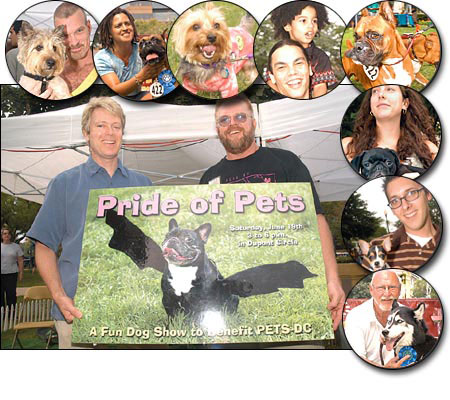 Click for 70 photos from Pride of Pets 2004