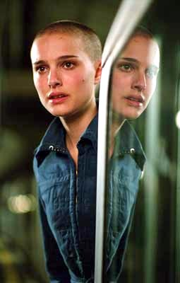V for Vendetta: Natalie Portman