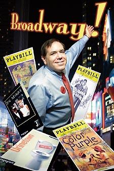 Joel Markowitz in MetroWeekly