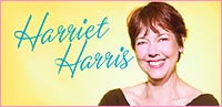 Harriet Harris Interview