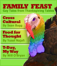 Family Feast - Gay Tales from Thanksgiving Tables