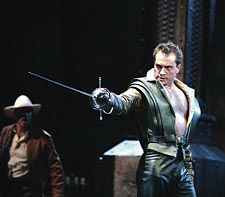 Swordplay: Schrott as Giovanni