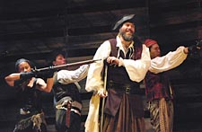 Treasure Island at Round House Theatre