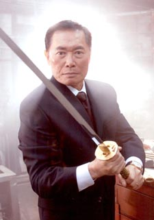 Takei from 'Heros'