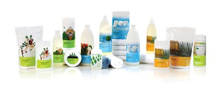 Shaklee's eco-super products