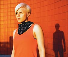 Show her love: Robyn