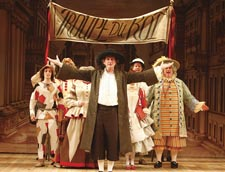 Rene Auberjonois in 'The Imaginary Invalid'