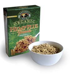 Nature's Best Organic Hemp Plus Granola