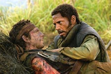 Ben Stiller and Robert Downey, Jr: 'Tropic Thunder'