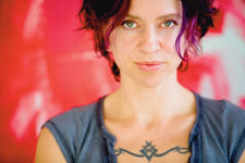 Brighter and lighter: DiFranco
