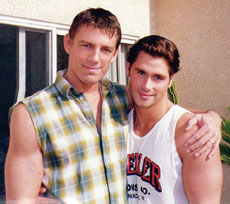 Greg and Jack