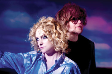 Not glittering: Goldfrapp