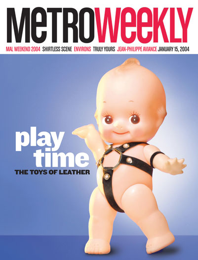 Playtime: The Toys of Leather (January 05, 2004)