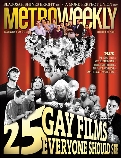 25 Gay Films Everyone Should See (February 29, 2009)