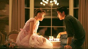 This iconic image from John Hughes' classic film ''Sixteen Candles'' was the inspiration for our cover.