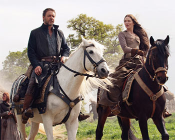 Robin Hood: Russell Crowe, Cate Blanchette