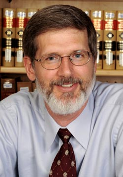 Ohio State Moritz College of Law professor Steven Huefner