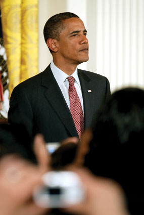 President Obama at the LGBT Pride Month Reception