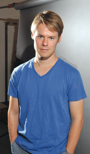 randy harrison interview