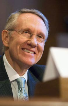 Senate Majority Leader Harry Reid (D-Nev.)