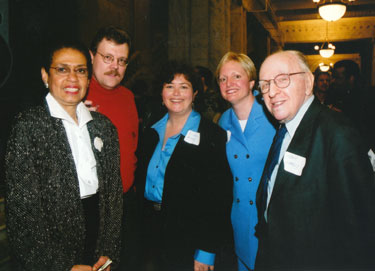Frank Kameny (right)