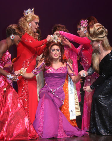 Kirby Kolby crowned Miss Gay America 2012