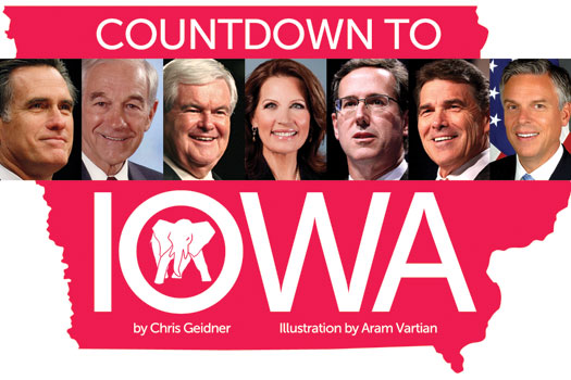 Countdown to Iowa