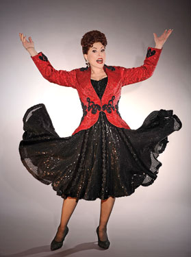 Rita McKenzie as Ethel Merman