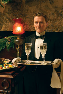 Glenn Close as Albert Nobbs