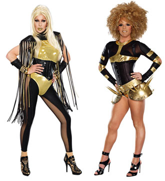 Chad Michaels and Willam Belli