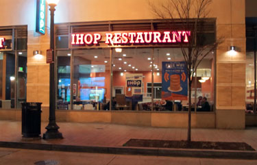 IHOP in Columbia Heights