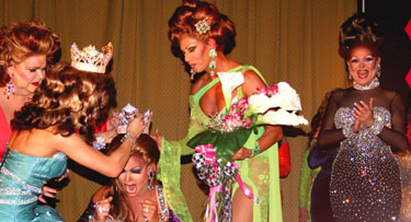 Crowning of Victoria DePaula