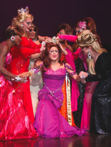 Kirby Crowned Miss Gay America 2012