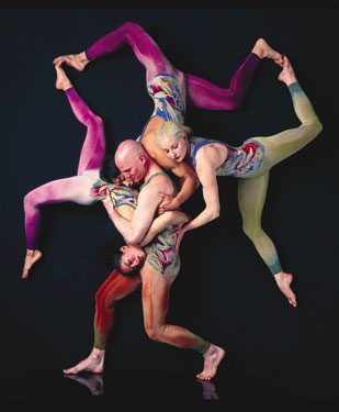 Pilobolus at the Washington Washington Performing Arts Society