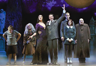 ''Addams Family'' coming to Kennedy Center