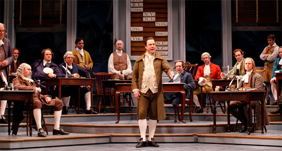 ''1776'' at Ford's Theatre