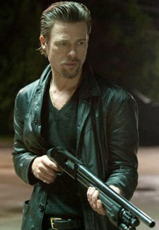 Killing Them Softly: Brad Pitt