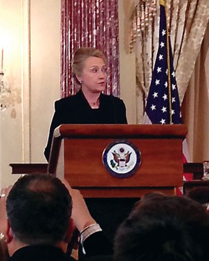 Hillary Clinton: GLIFFA