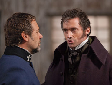 Les Misearable: Crowe and Jackman