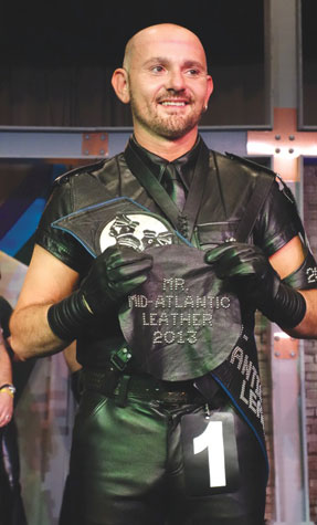 Bryce Caine: Mid-Atlantic Leather 2013