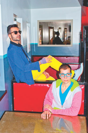 Breakfast Club at Duplex Diner: Khelan Bhatia and Adam Koussari-Amin