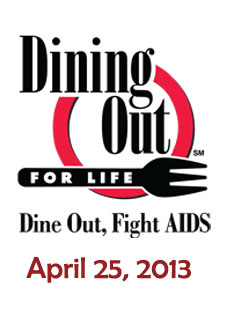 Dining Out for Life 2013