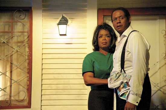 The Butler: Winfrey and Whitaker