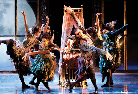 Matthew Bourne's 'Sleeping Beauty'