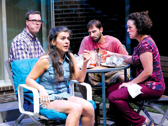Detroit at Woolly Mammoth Theatre