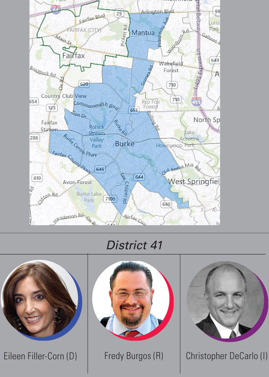 District 41: Corn, Burgos, DeCarlo