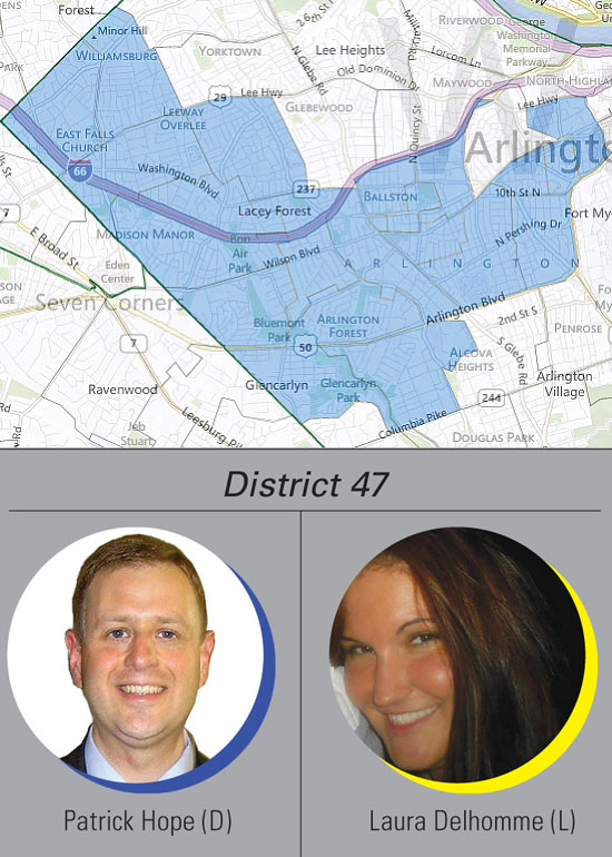District 47: Hope, Delhomme