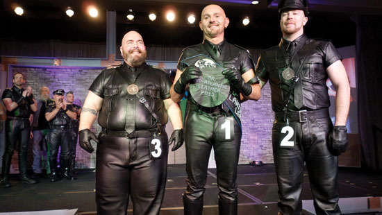 Mid-Atlantic Leather 2013