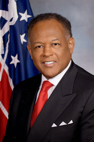 Richmond Mayor Dwight Jones