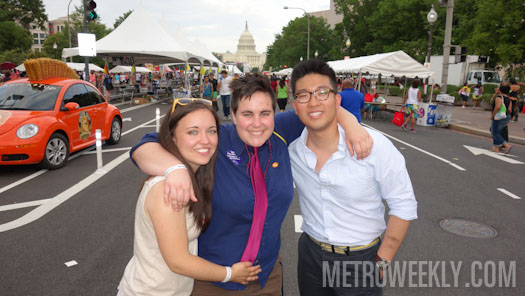 Capital Pride 2013 / File photo